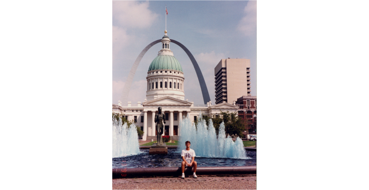 Dante in St Louis 1993b