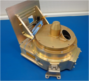 SamCam is the peripheral vision of OSIRIS-REx and is well equipped with safety goggles