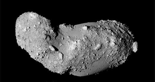 Sampling an Asteroid – A Game of Laser TAG (3/5)