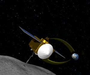 After entering the New Frontiers competition, the OSIRIS-REx spacecraft reached a relatively stable configuration.