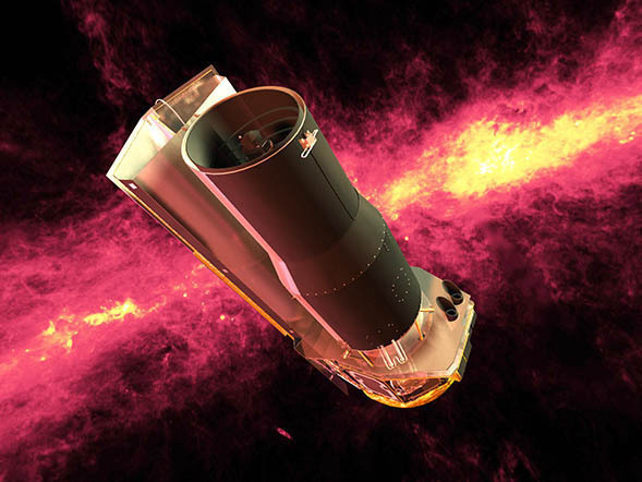 The Spitzer Space Telescope provided key information for planning OSIRIS-REx