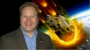 Bill Bottke leads the OSIRIS-REx Dynamical Evolution Working Group