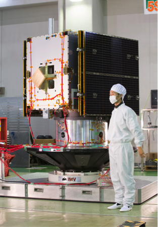 Hayabusa 2 is under construction for a planned launch in late 2014