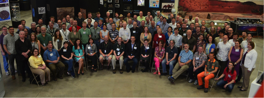 Over 100 team members and guests attended OSIRIS-REx STM06