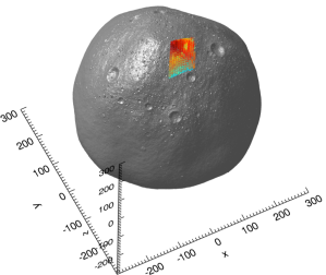 OLA will provide topographic maps of potential sample sites on Bennu.