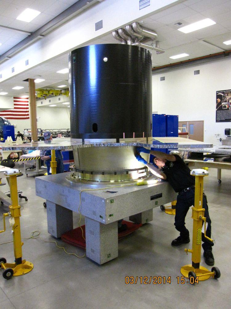 Spacecraft Structure – The Bones of OSIRIS-REx (2/6)
