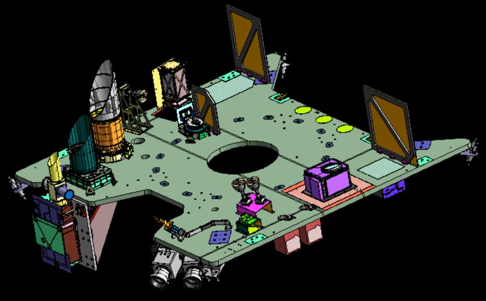 Spacecraft Structure – The Bones of OSIRIS-REx (4/6)