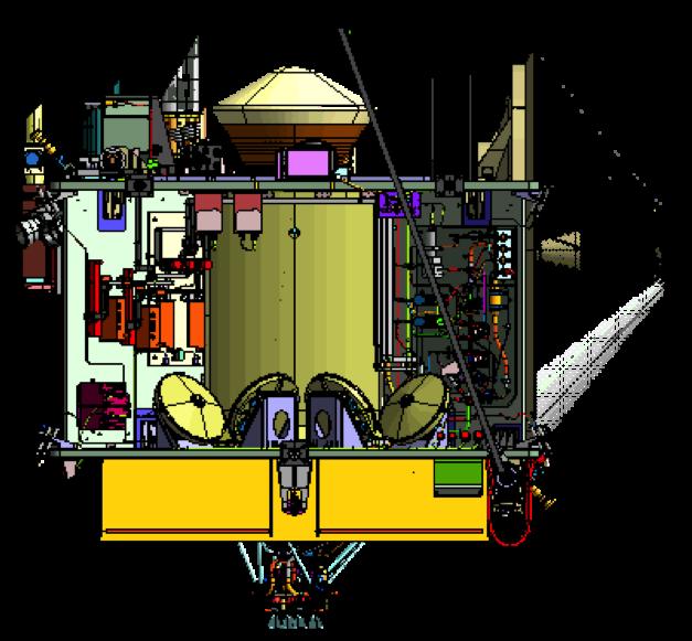 Spacecraft Structure – The Bones of OSIRIS-REx (5/6)