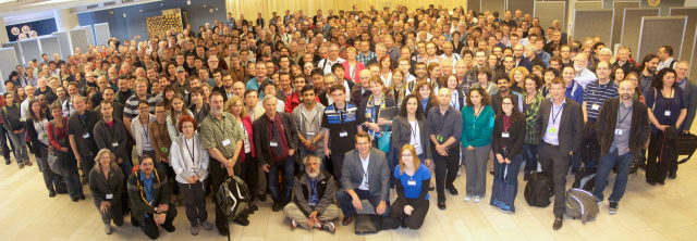 Over 500 scientists and engineers attended ACM in Finland this year.
