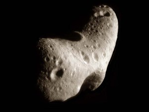 Despite the end of mission in 2001, data from the Near Earth Asteroid Rendezvous (NEAR) mission are still being analyzed.