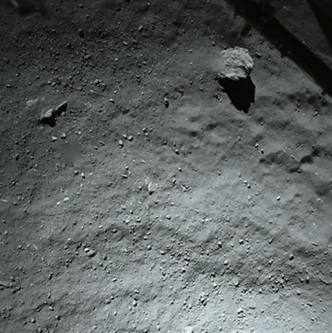 The Rosetta Mission's Philae Landing – An OSIRIS-REx Perspective (6/6)