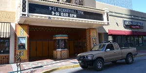 Bennuval! was held at the Fox Tucson Theatre - the Jewel of Downtown Tucson.