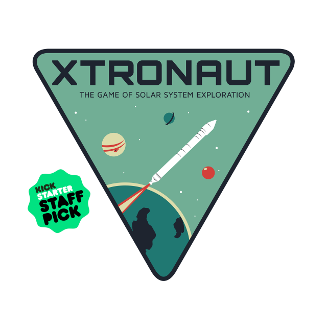 The Xtronaut Kickstarter campaign will help us get our education program to kids and adults all over the world.